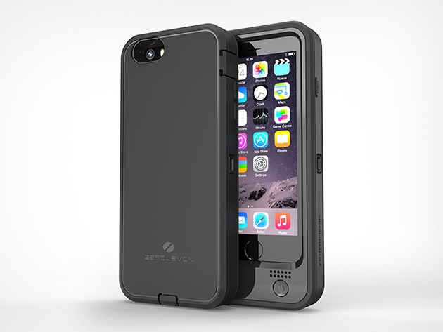 ZeroShock iPhone 6/6 Plus Battery Case for $45