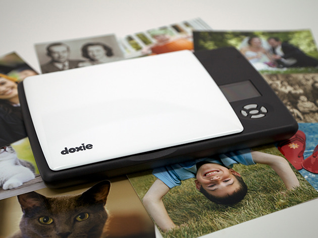 Doxie Flip Wireless Scanner for $99