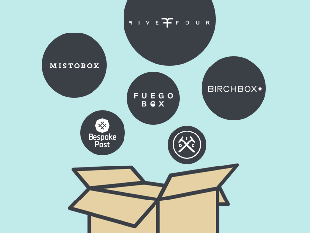 10 Dollar A Month Subscription Boxes