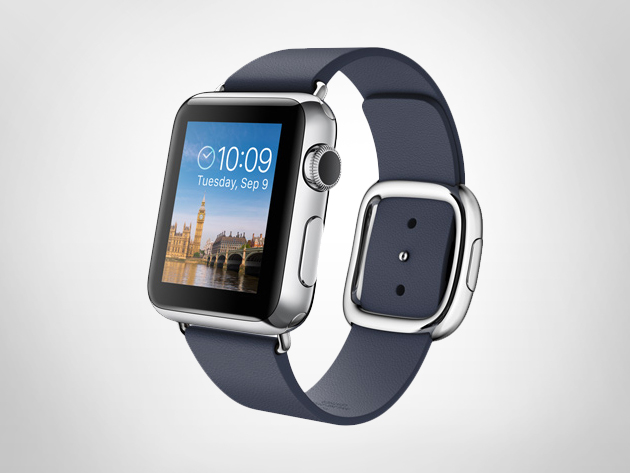 Apple iWatch giveaway