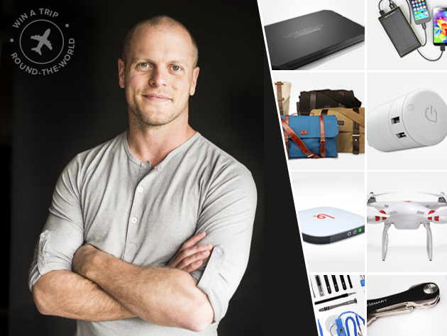 Tim Ferriss arms folded