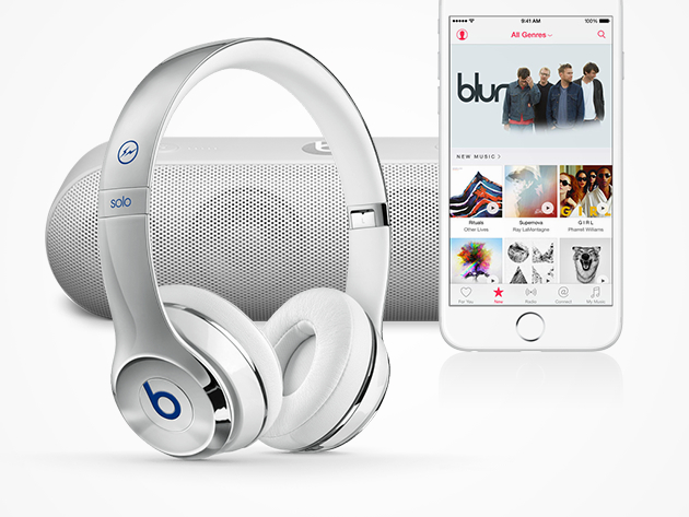 Apple and Beats By Dre Giveaway