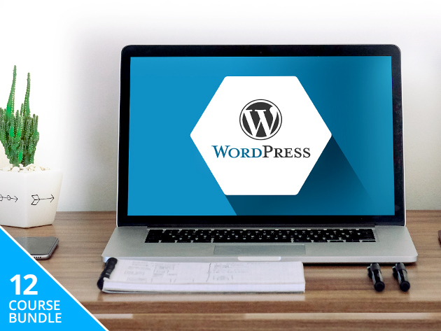 Pay What You Want: WordPress Wizard Bundle - Transform Ideas into Professional, Customized Websites with 12 Essential Courses