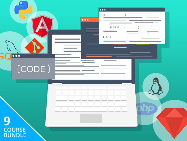 Pay What You Want: Learn to Code Bundle - From HTML5 to Ruby to Python & Beyond: Become a Developer with 92+ Hours of Instruction!