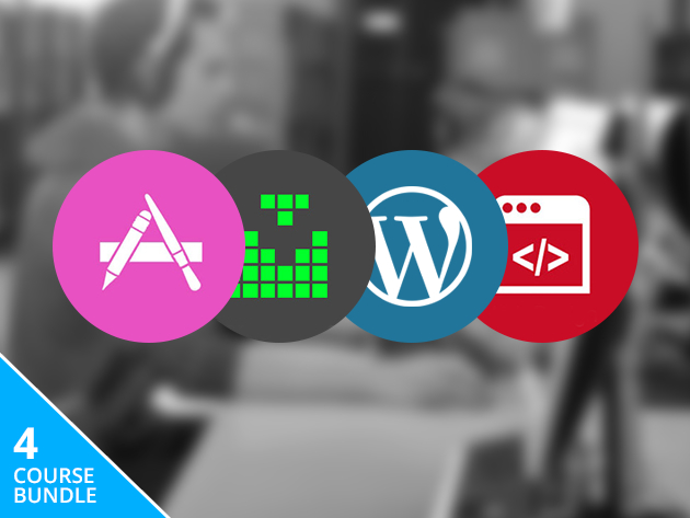 The Game, App & Web Design Bundle