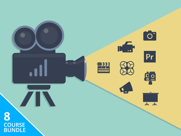 Get 33+ hours of videography training for $39