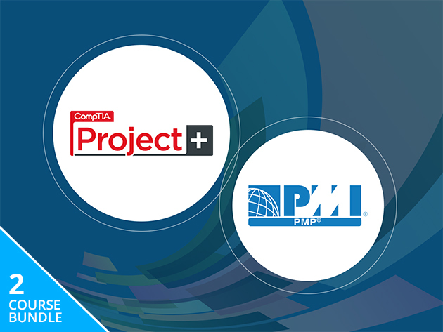 Save 93% on this test prep bundle and get your project management certifications
