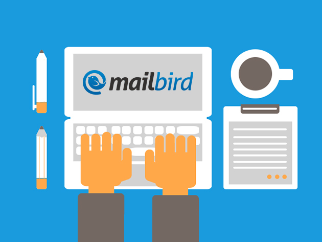 Mailbird: Pro Lifetime Plan - Get the Top Email Client for Windows & Experience Your Life Falling Into Order