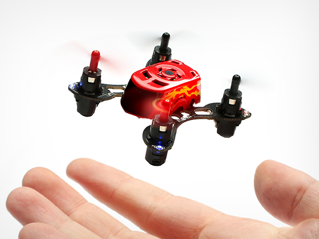 fulfill tasks beyond the reach of your average drone
